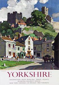TU10-Vintage-Yorkshire-Richmond-Railway-Travel-Poster-Re-Print-A3-A2