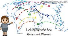 How to Write for Homeschoolers: Linking Up with the Homeschool Market - WriteBonnieRose.com