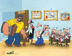 Popeye - Orthodontics