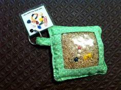 How To Make An 'Eye Spy' Bag