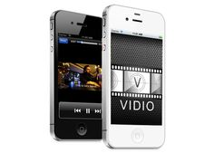 Vidio - Application for adding subtitles to the pre-defined videos.