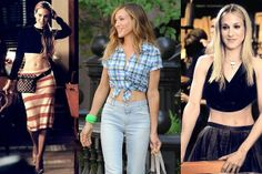 Carrie Bradshaw's best outfits from 'Sex and the City' – Fashion Style Magazine - Page 19