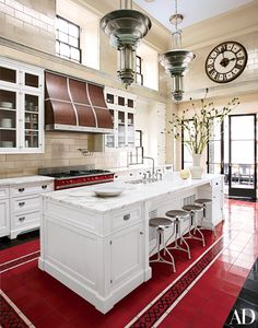 Designer Steven Gambrel's 8 Favorite Kitchen Designs Photos | Architectural Digest