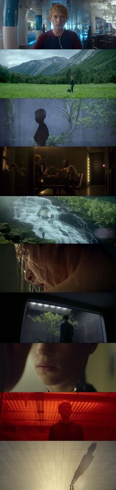 Ex_Machina, one of my favourite films from 2015 with amazing colour and a great story. The DP did a great job with setting the tone of the atmosphere at the right times. SF