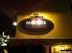 Mozaik Restaurant | Great outdoor seating and we enjoyed all of the visits from kittens, although we understand this may not be to everyone's taste.