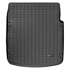 WeatherTech 40494 Series Black Digital Fit Cargo Liner - Cargo Liners WeatherTech(R) Cargo Liners provide complete trunk and cargo area protection. Our Cargo Liners are digitally designed to fit your vehicle and feature a raised lip to keep spills, dirt and grease off your vehicle's interior, protecting your investment from normal wear and tear. Made from a proprietary custom blended TPE that is not only wear resistant, but also remains flexible under temperature extremes. WeatherTech(R)…