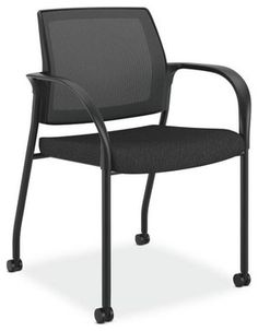 HON Ignition Multi-Purpose Chair |4-Leg Stacking - contemporary - task chairs - Rulers $224