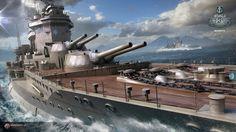 #HMS #Warspite #Britain #Navy