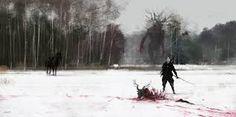 Image result for jakub rozalski werewolf