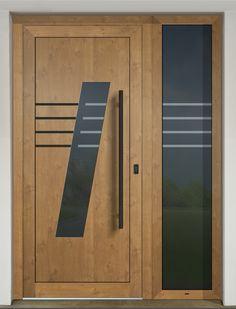 Modern Entry Door, Entry Doors, Wooden Door Design, Wooden Doors, Textures, Textured Background, Wood Projects, Door Handles, Windows
