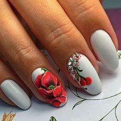 Мастер ➡️ @viktoria_ns_omsk г.Омск _________________________ #ногти…