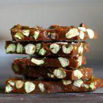 Recipe: Salted Pistachio Brittle (Better Than Christmas Cookies!) — Candy Recipes from The Kitchn | The Kitchn