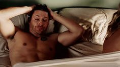 The 10 Greatest 'Supernatural' Shirtless Moments, Ranked By Awesome