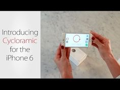 Cycloramic For iPhone 6 - YouTube