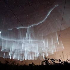 Curtains of light. Aurora Borealis in Finland.i would LOVE to see this.