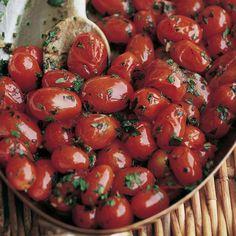 Garlic & Herb Tomatoes - Barefoot Contessa