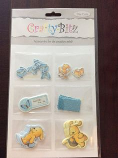 Crafty Bitz pk DC115papers shapes  etc etc by TheBargainStoreUK