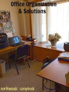 "I added ""Northwoods Scrapbook: Office Organization"" to an #inlinkz linkup!http://northwoodsscrapbook.blogspot.com/2015/03/scraptastic-saturday-office-organization.html"