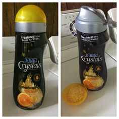Punkin's Place: NEW!!! Purex Crystals Aromatherapy