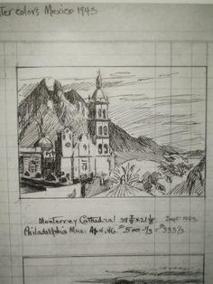Edward Hopper sketch