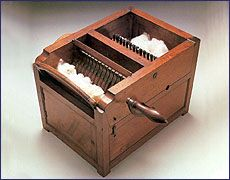Cycle 2 Week 13 History. Eli Whitney's Cotton Gin  1790s