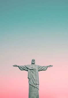 Corcovado, Rio de Janeiro, Brazil Photo by Shot by Cerqueira on Unsplash Cristo Corcovado, Brazil Wallpaper, Wallpaper Wallpapers, Mobile Wallpaper, Iphone Wallpapers, Colorfull Wallpaper, Brazil Cities, Places To Travel, Travel Destinations