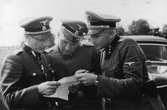 It was the soldiers job`s to check the lists to make sure that all of the prisoners made it on the train and to the camps.
