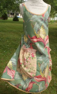 Gretchen's Apron by ZigZagity on Etsy