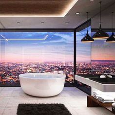 Stunning Home designed by Vantage design group. - Architecture and Home Decor - Bedroom - Bathroom - Kitchen And Living Room Interior Design Decorating Ideas - Dream Home Design, Modern House Design, My Dream Home, Home Interior Design, Room Interior, Design Interiors, Apartment Interior, Modern Mansion Interior, Interior Staircase