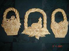 slané těsto Christmas Clay, Salt Dough, Textile Art, Sculpting, Textiles, Easter, Fancy, Bread, Crafts