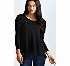 boohoo Lora Long Sleeve Swing Tee - black azz38220 Lora Long Sleeve Swing Tee - black http://www.comparestoreprices.co.uk/womens-clothes/boohoo-lora-long-sleeve-swing-tee--black-azz38220.asp