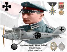 Hauptmann Hans- Joachim Buddecke