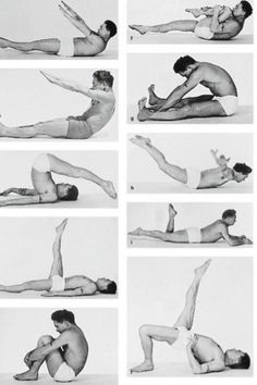 did you know pilates was created by a man?
