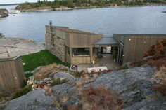 Cozy, Nature-Embedded Home in Norway: Buholmen Cabin