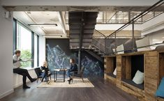 A Tour of Anomaly's Sleek New London Office - Officelovin'