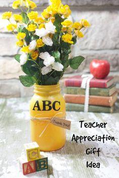 Teacher Appreciation Gift IDea #teacherappreciation