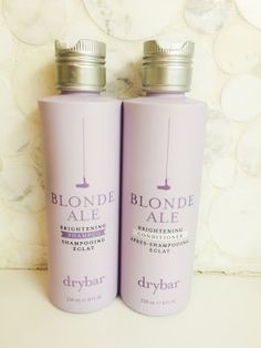 Drybar's New Blonde Ale Brightening Shampoo | Is It Right For You?