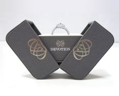 Devotion ring box rectangle