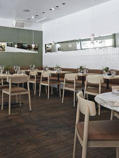 Michel Restaurant & Cocktail Bar by Joanna Laajisto, Helsinki – Finland » Retail Design Blog