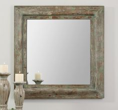 Uttermost San Paolo Antique Mirror