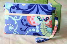 Purple/Aqua AB Floral Wristlet by PookyPacks on Etsy, $25.00 Aqua, Etsy Shop, Purple, Floral, Bags, Stuff To Buy, Shopping, Fashion, Handbags