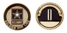 SOLDIER FOR LIFE - CHIEF WARRANT OFFICER 5 RANK - ITEM CC-1372