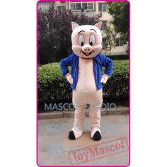 Mascot Cartoon Pig Mascot Costume Pig Costumes, Mascot Costumes, Adult Costumes, Cartoon Pig, Goofy Dog, Bengal Tiger, Adult Children, Black Panther, Dogs
