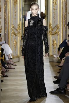 J.Mendel | Haute Couture - Autumn 2016 | Look 2