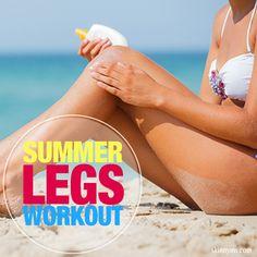 Summer Legs Workout #legsworkout