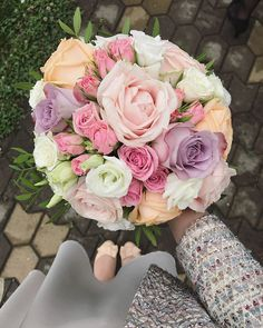 Untitled Bouquet, Rose, Celebrities, Flowers, Plants, Fashion, Moda, Pink, Fashion Styles