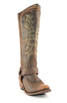 LB-711135 | Allens Boots | Women's Liberty Black