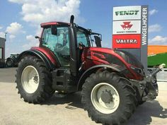 Tractor valtra serie S