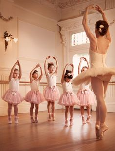 """""""Little girls in white leotards and pink tutus bounced around her unable to hear the rhythm already saturated in giggles and flat-footed thuds."""" ~A Beautiful Pointe by Julie Anne Lindsey coming November 2013"""