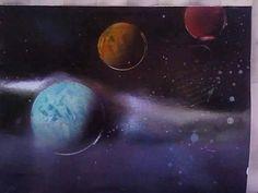 provocative-planet-pics-please.tumblr.com Bored  #art #sprayart #planets #universe #cosmos #stars #blue #orange #red #black #dope #spray #paint by nap_sprayart https://www.instagram.com/p/_33pOPxK7o/
